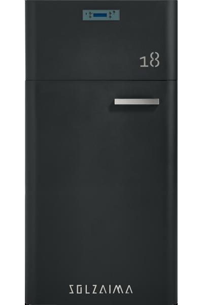 Caldeira A 18 kW