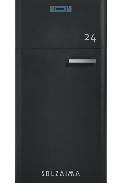 Caldeira A 24 kW